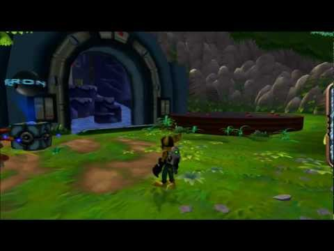 Ratchet & Clank HD Part 02 - Planet Novalis (En-Fr)