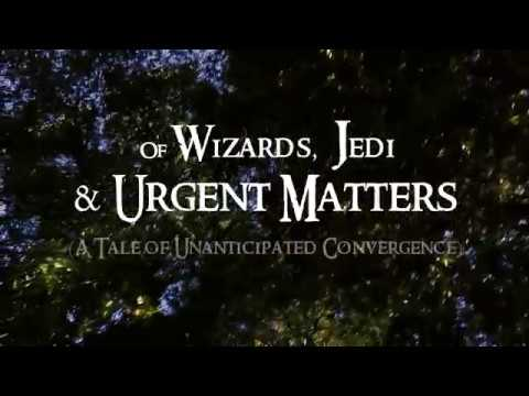 Of Wizards, Jedi, and Urgent Matters - Dr. Bruce Lipton