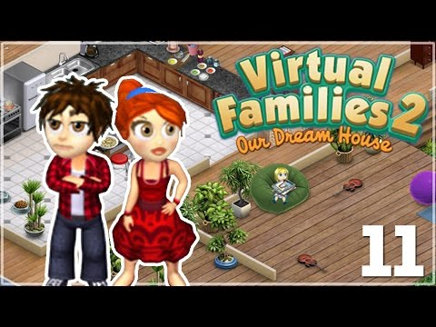 A Very Lonely Childhood... • Virtual Families 2 - Episode #11