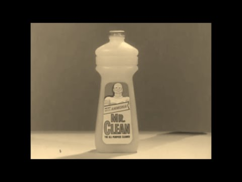 Mr  Clean Now With Ammonia b