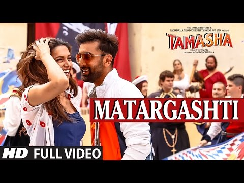 Xxx Mp4 MATARGASHTI Full VIDEO Song TAMASHA Songs 2015 Ranbir Kapoor Deepika Padukone T Series 3gp Sex