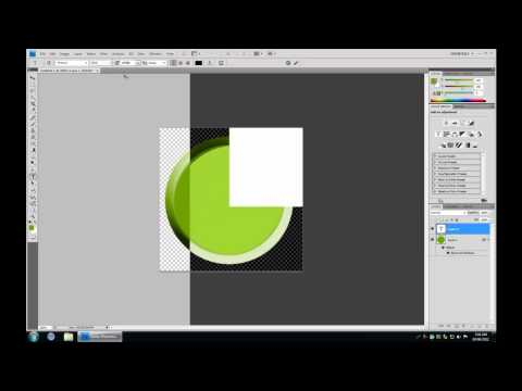 Create a windows application icon in photoshop