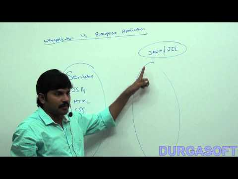 Web application vs Enterprise application