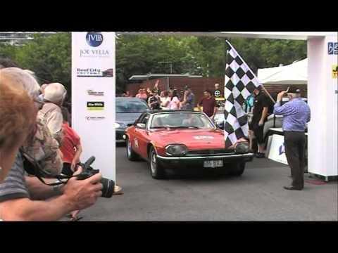 Australian Classic Car Rally Cairns 2015 Part 2
