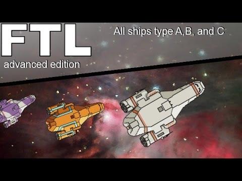 FTL - All ships unlocked  (Advanced)