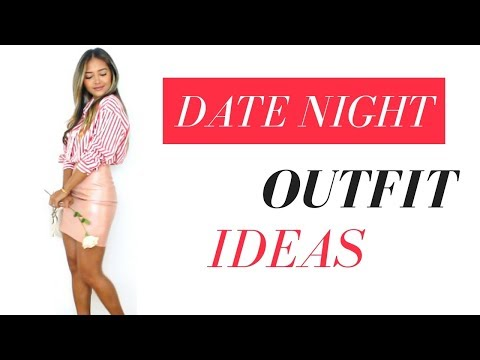 Casual Date Night, Valentines Day Outfit Ideas + Lookbook