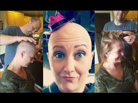 Shaving My Head | My Cancer Journey Part 2 | Care For Your Bald Head | Chemotherapy