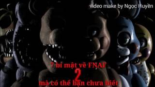 [FNAF's] Bí mật về FNAF (REMAKE)