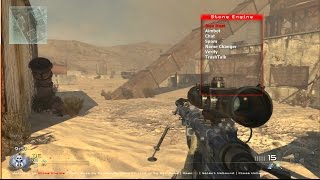 MW2/PS3] TOP 5 BEST Host Mod Menus | Patch/Backup | No Jailbreak +