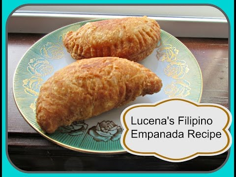 Lucena's Filipino Empanada Recipe - aSimplySimpleLife Filipino Recipe