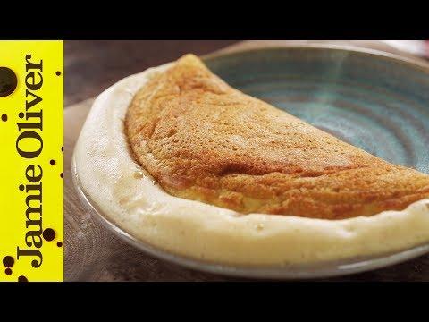 Three Egg French Omelette | Jean Imbert