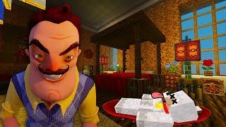 Minecraft Xbox   Hello Neighbor Alpha 4   The White House