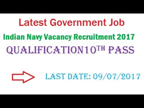 Join Indian Navy after 10th