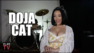 Doja Cat on Dropping Out of School at 16, Recording in Trap Houses (Part 2)