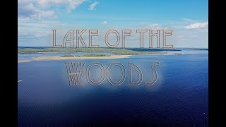 Family Trip to Lake of the Woods - 4K