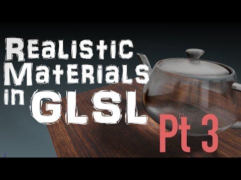 Realistic Viewport Materials in Blender Part 3