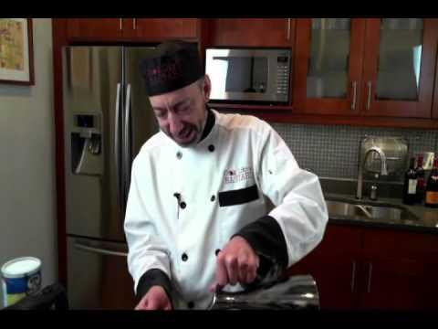 Making Asian Mustard