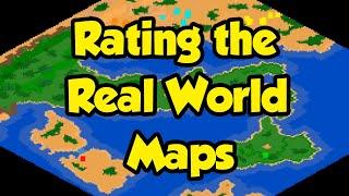 Real World Maps (AoE2)