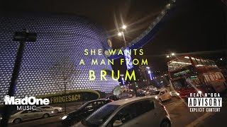 Safone - She Wants a Man From Brum (Music Video) Ft Trilla Pressure Bomma B | Madone Music