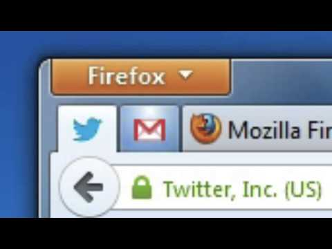 Firefox Pinned Tabs - keep favorite websites open and just a click away (Windows)