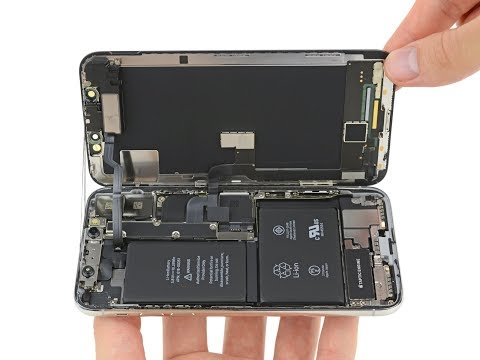 How To Replace iPhone X LCD Glass Screen for free| LCD Replacement