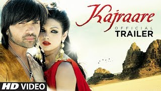 OFFICIAL TRAILER : Kajraare | Himesh Reshammiya | Sara Loren | Pooja Bhatt