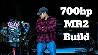 700hp MR2 Build