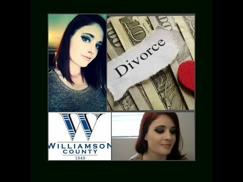 My experience with a contested divorce in Williamson County, Texas