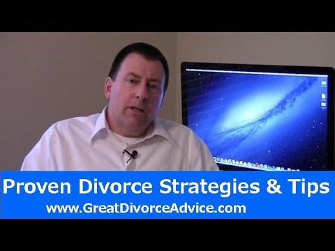 Divorce Tactics - Here's Why A Plan using Proven Tactics Is Critical