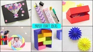 Download DIY Paper Crafts Ideas | Handcraft | Art and Craft Video