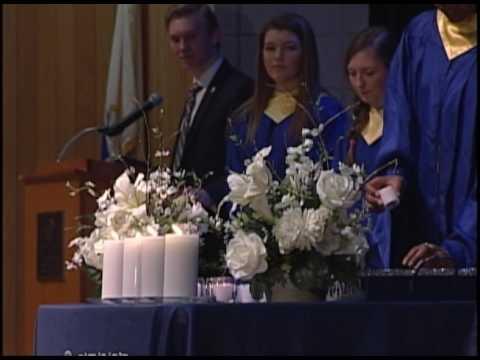 National Honor Society Induction Ceremony - February 7, 2017