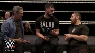 Swerved sneak peek: A thief is discovered at the WWE Performance Center,  only on WWE Network