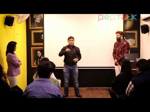 My mentors unleashed my potential - Pep Talk India student speaks out