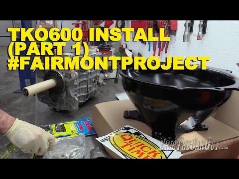 TKO600 Install (Part 1) #FairmontProject