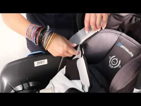 SERVICE IN SECONDS - Attaching the UPPAbaby MESA Fabrics