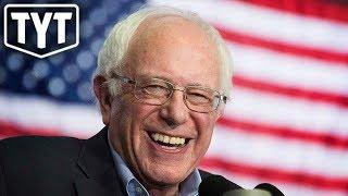 Politico Spreads FAKE NEWS About Bernie Sanders