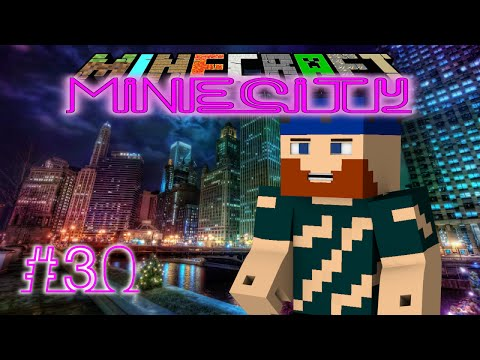 Minecraft   MineCity   #30 A GIFT FOR LEGION