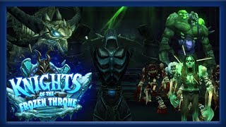 KNIGHTS (not really) OF THE FROZEN THRONE! - A Hearthstone Machinima by Nixxiom