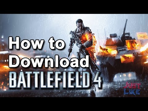 How to download Battlefield 4 Game in your Windows 7/8/10 Free