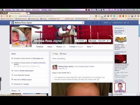 2013 - How to add a List on Facebook & Never miss a loved ones post again