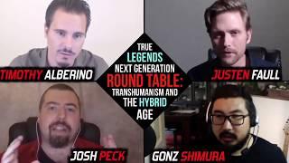 The Coming Hybrid Age: Timothy Alberino, Justen Faull, Josh Peck, Gonz Shimura