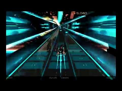 【When Servers are Down】Audiosurf 2 60FPS Test