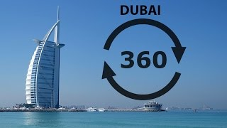 Dubai in 360 - Samsung Gear 360 4K