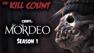 Mordeo [Season 1] KILL COUNT