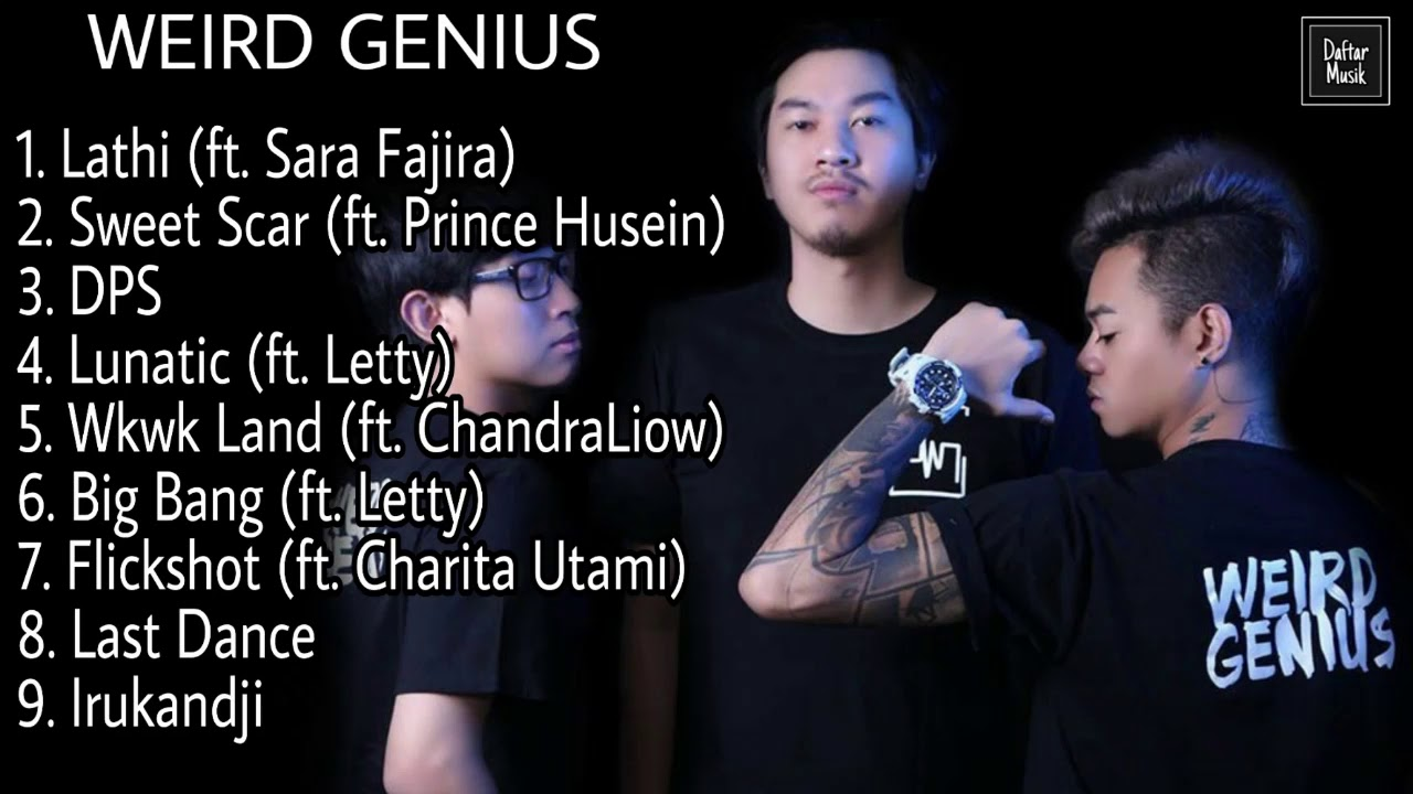 Download Weird Genius Full Album TERBARU MP3 Gratis