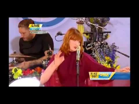 Florence + the Machine: Cosmic Love - GMA Summer Concert Series