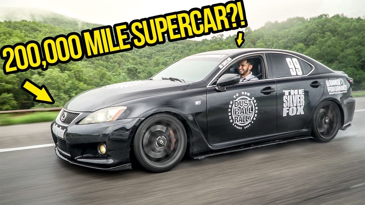 The Cheapest Lexus IS-F In The Country Changed My Life Forever