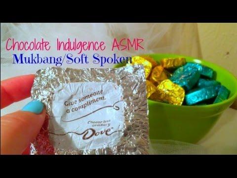 Chocolate Indulgence ASMR