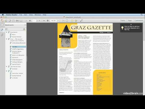 Adobe Indesign CS6 Tutorial - 76  Exporting to PDF and Loading PDF Settings