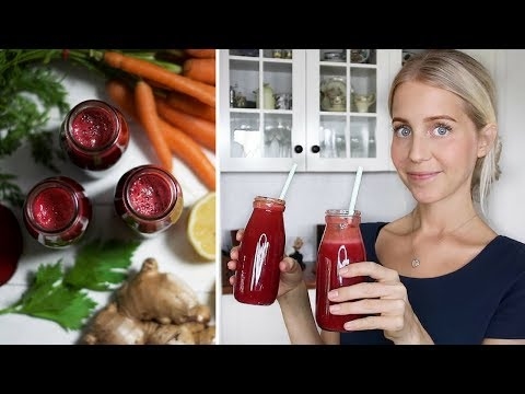 Liver Cleansing Beetroot Juice (DELICIOUS + DETOXIFYING)